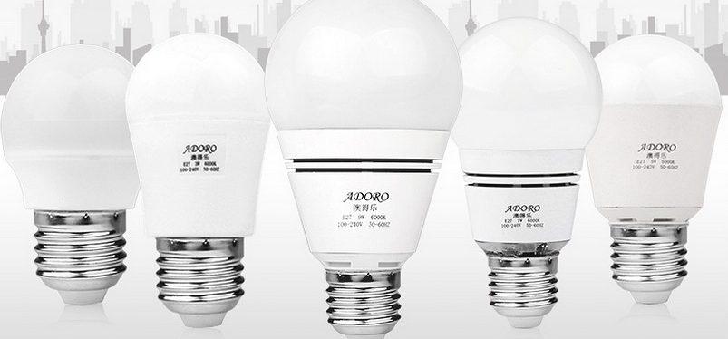 Светодиодные лампочки — обзор и отзывы
