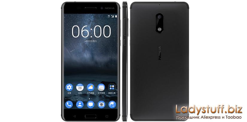 Телефон Nokia 6