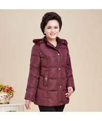 Теплые зимние куртки на синтипоне для наших родителей