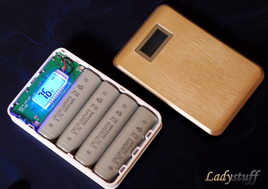 Powerbank - мобильный аккумулятор