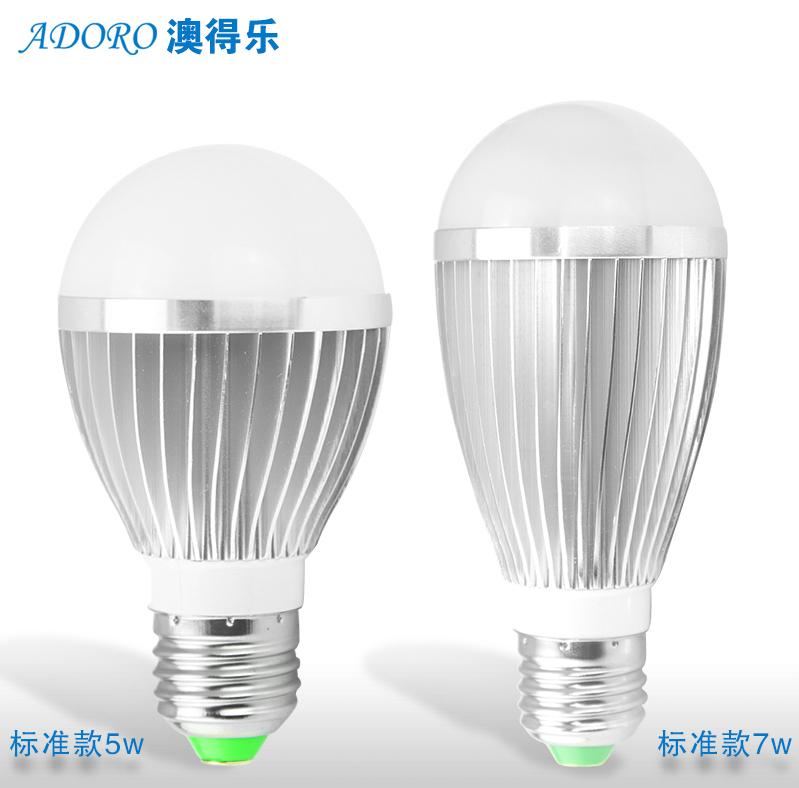 Светодиодные лампы на 5 и 7 ватт